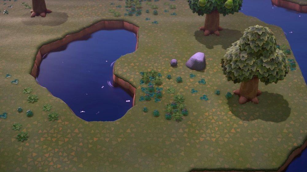 あつ森 ハートの池 確率
