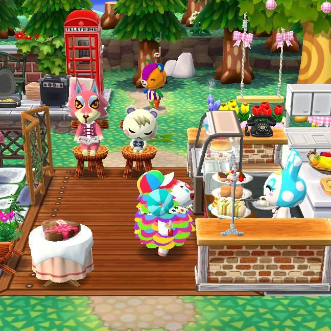 森 場 ポケ キャンプ